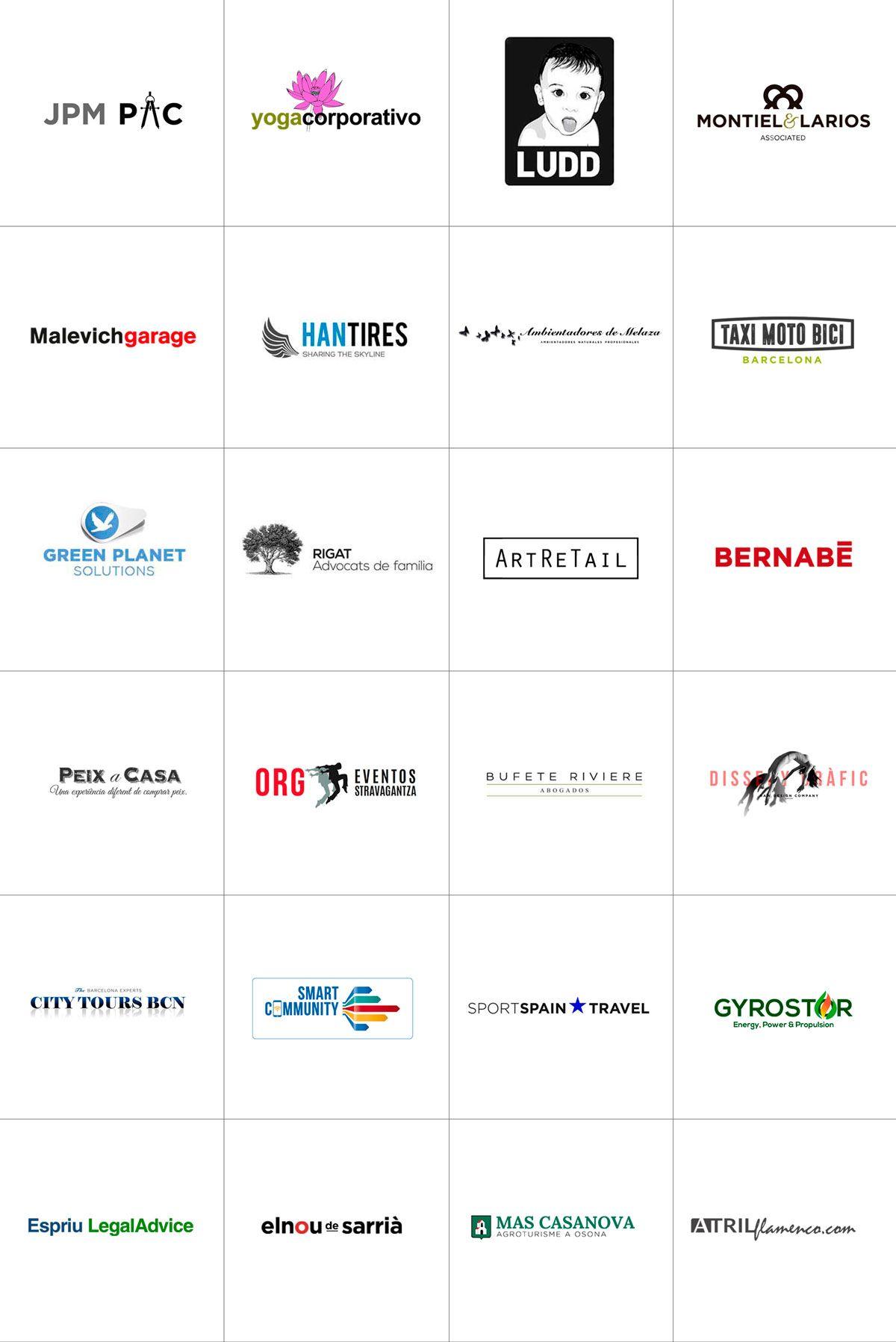 Diseño de logotipos y identidad corporativa