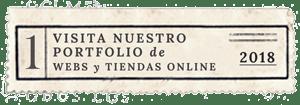 Portfolio de webs y tiendas online The Webmaster