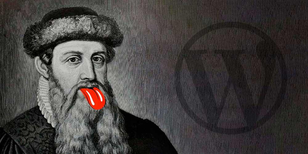 Cambio importante en WordPress: El nuevo editor Gutenberg