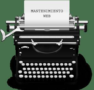 Mantenimiento web aceleracion web