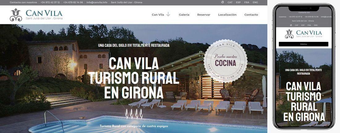 The Webmaster Web Makers Can Vila diseno web