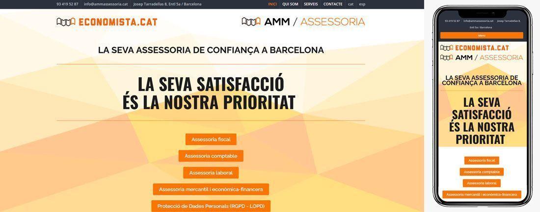 The Webmaster Web Makers Economista diseno web