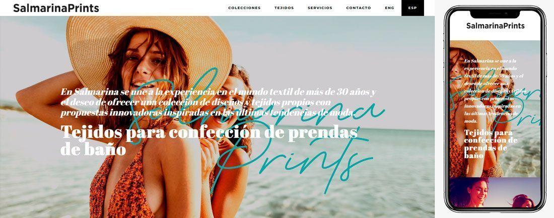 The Webmaster Web Makers Salmarina Prints diseno web