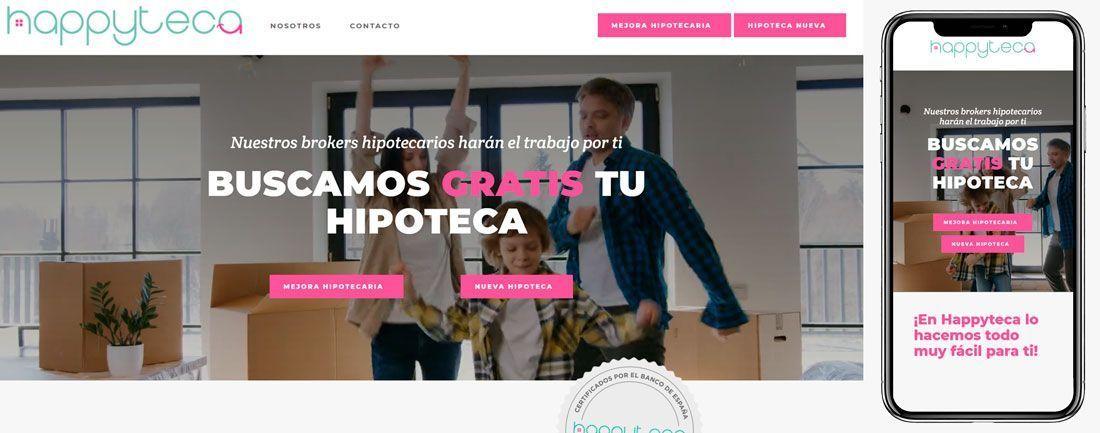 The Webmaster Web Makers Happyteca diseno web