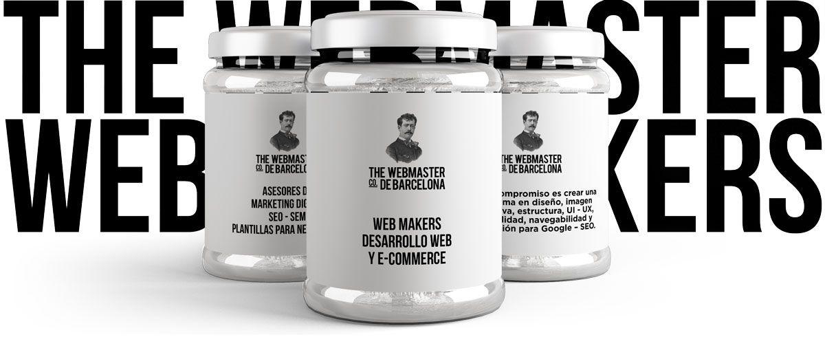 The Webmaster desarrollo web desarrollo e-commerce